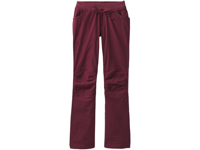 Prana Avril lange broek Dames rood